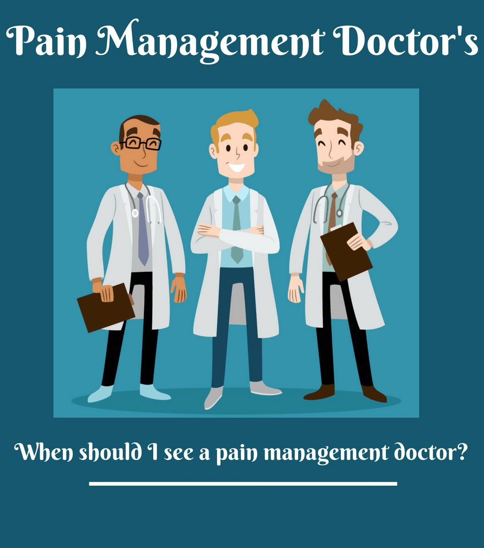 Pain Management Doctors Utah