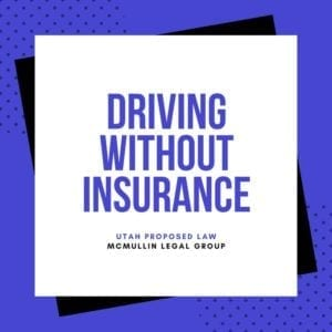 driving without insurance law utah