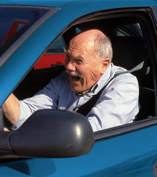 Liability for a Road Rage Incident