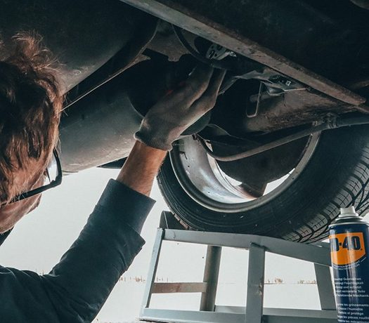Getting Your Vehicle Repaired