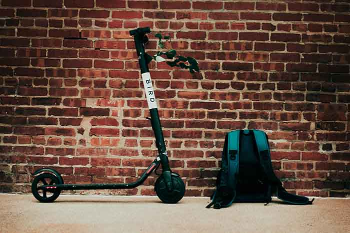 Laws on electric scooters in Utah