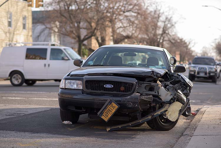 what will happen with the insurance policy of the driver that hit me
