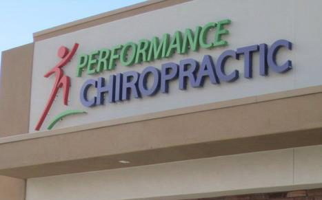 Performance Chiropractic – Listing – McMullin Injury Law